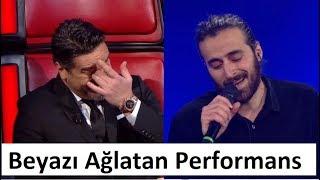 Umut Kac - Aksam Olur Karanliga Kalirsin Beyazi Aglatan Performans O Ses Turkiye Final 20 ...