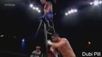 TNA: The Wolves vs The Revolution