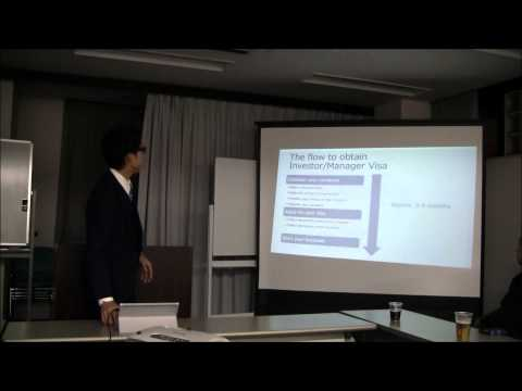 "How to be a CEO in Japan ""Investor/Business Manager"" Visa"