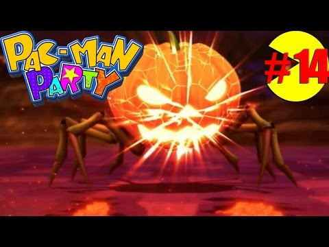 Pac-Man Party: Idmon Approaches~(P14)[Gameplay/Multiplayer HD]