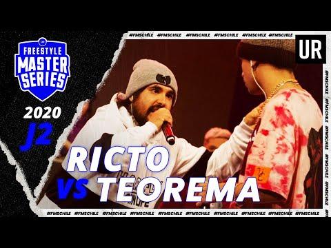 RICTO vs TEOREMA | FMS Chile 2020 | Jornada 2 | Urban Roosters