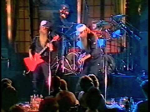 ZZ Top in Sweden 1983 3 Songs