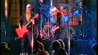 ZZ Top in Sweden 1983 (3 Songs)