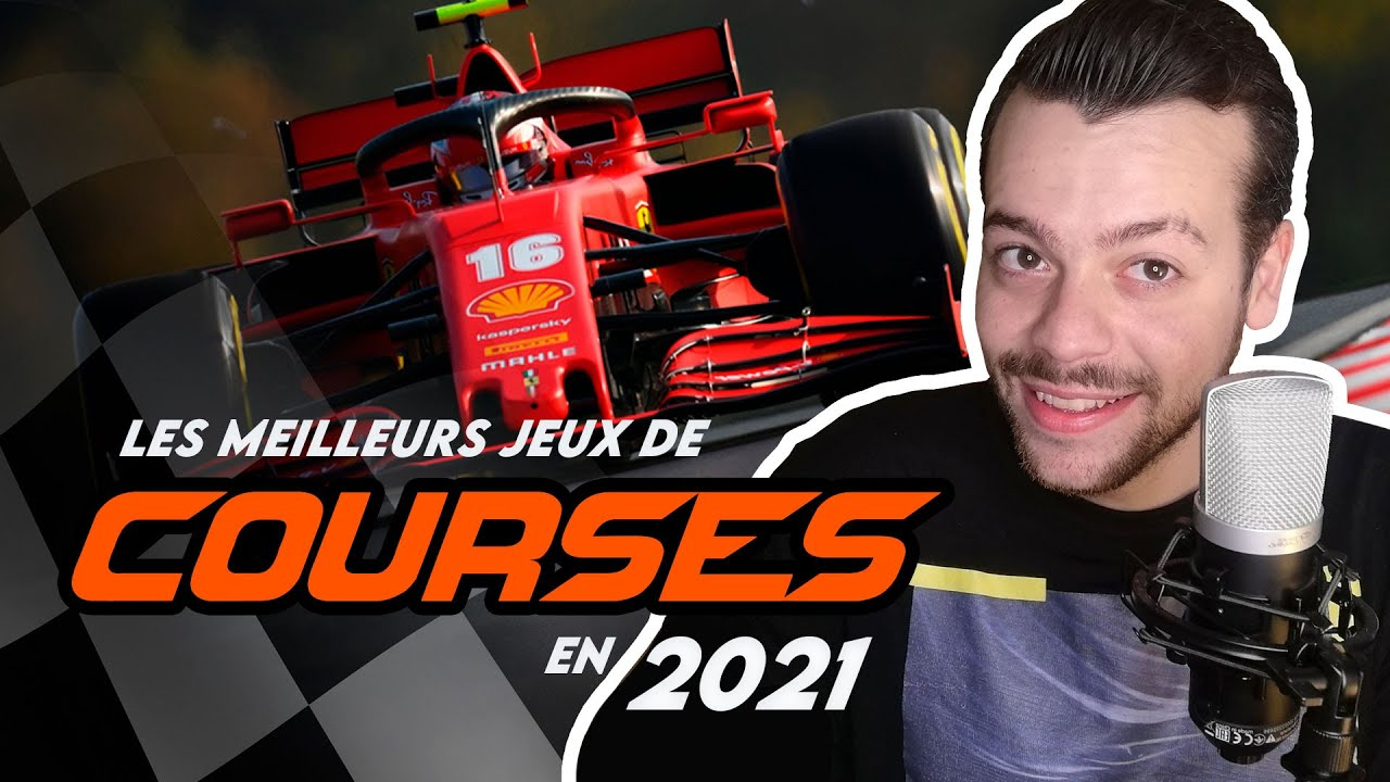 Les jeux de course les plus prometteurs pour 2021