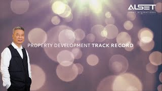 Alset EHome International - Chairman's Property Development Track Record