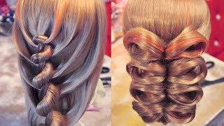 видео Две милые прически с плетением для длинных волос » 101 Прическа