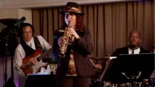 "Friends and Strangers (Dave Grusin) -- Sonya Jason ""SaxTigress"""
