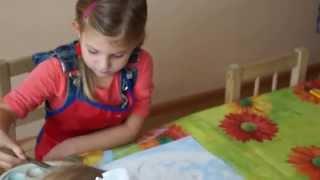 Уроки рисования для детей 4-7 лет