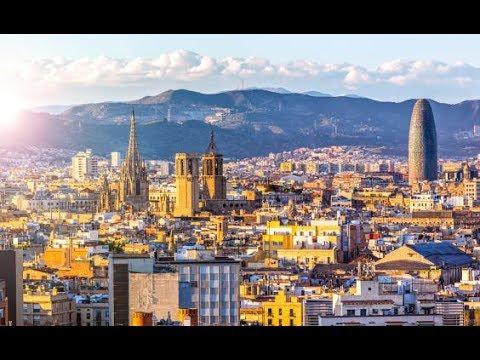 Barcelona Catalunya 2015☺HD♫☊ - Tourist Travel