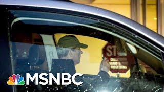 See Rare Pic Of Mueller At Work As 10 Lawyers Stay On The Case | The Beat With Ari Melber | MSNBC