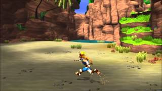 Jak and Daxter (PS3) Gameplay  Recorded on Avermedia Live Gamer Portable PC Free Mode