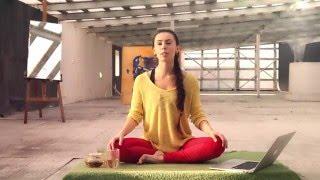 Йога и правильное питание! Йога для начинающих!