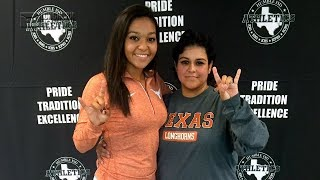 """""""Stronger Together"""" - The Story of Texas Softball's Kaitlyn Washington and her mom"""