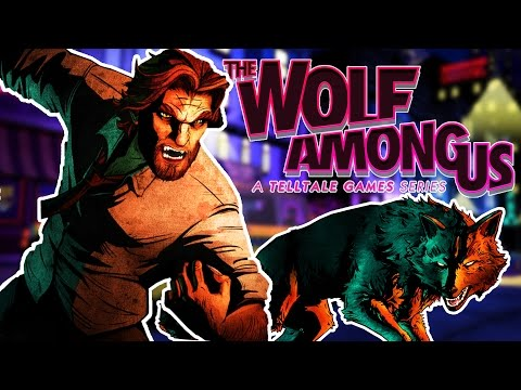 THE WOLF AMONG US!! (Episode 1)
