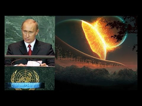 HOLD ON! Russia Threatens Planet X Nibiru Disclosure!? UFO Explodes Over Nevada! 10/12/2016