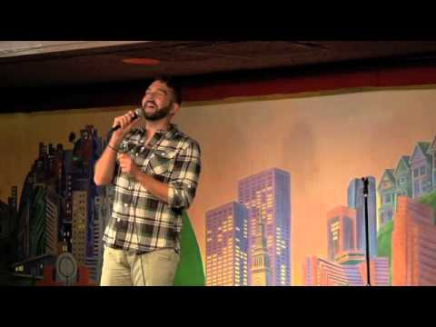 """Gay Comedian Jonny McGovern """"What To Do If Someone Calls You A Fag"""""""