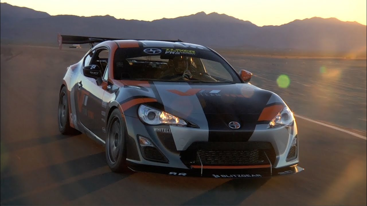 Scion Frs Turbo >> The 350 HP VCMC Turbo Scion FR-S - /TUNED - YouTube