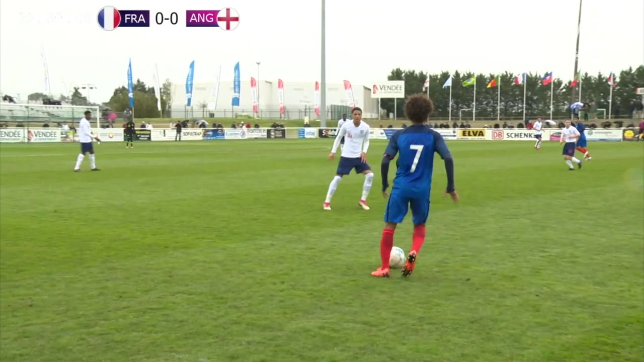 resume  match 3  4 - france    angleterre