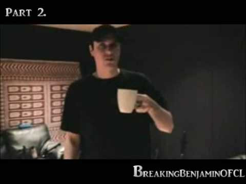 Breaking Benjamin - Works On Dear Agony :The 4th Album [Part 2/6]