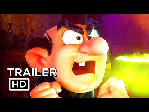 SMURFS: THE LOST VILLAGE 'Gargamel's Plan' Trailer + Movie Clip (2017)