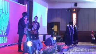 The Twins - Taman Hati, perfoms #Granddafamrohan Hotel Jogjakarta