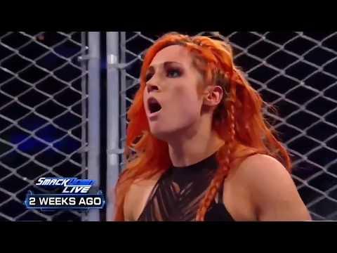 (Royal Rumble 17) HD Naomi, Nikki Bella And Becky Lynch Vs Alexa Bliss, Mickie James And Nattie