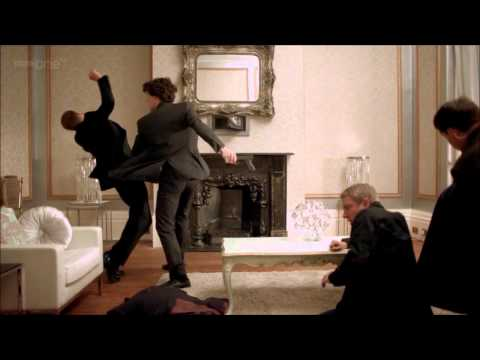 Funny Sherlock Moments