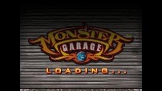 Monster Garage porsche golf range picker mission 7 pc