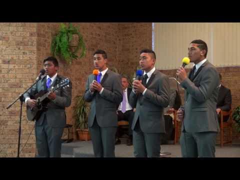 Refiner's Fire - Purify My Heart - Samoan Quartet