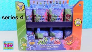 PJ Masks Series 4 HQ Headquarter Blind Bag Toy Review | PSToyReviews