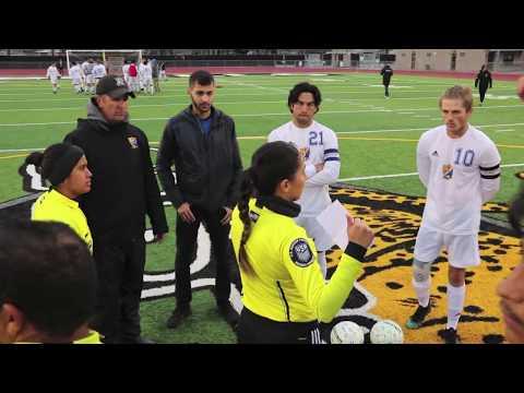 CIF Soccer: Long Beach Cabrillo vs. Fountain Valley