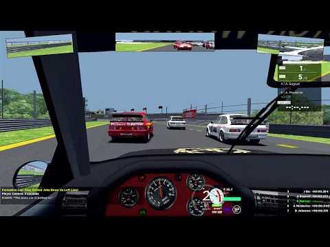 Automobilista 1988 ATCC sandown raceway me vs AI