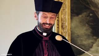 Ks. Jacek Kacprzak na inauguracji łódzkich seminariów duchownych