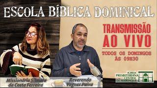 """Escola Bíblica Dominical - """"Da Santificação"""" - 05/07/2020"""