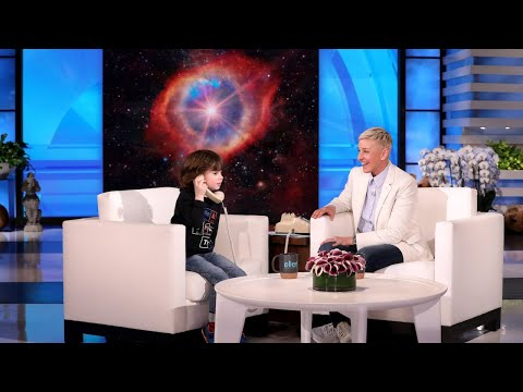 Kid Expert Xander's Science Knowledge Is Out of This World!