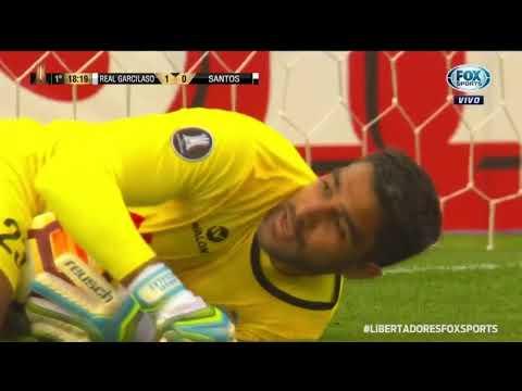 Real Garcilaso 2 x 0 Santos Gols Melhores Momentos HD Copa Libertadores 01032018