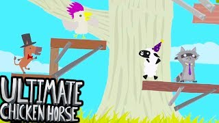THE ULTIMATE TROLL FOR YOUR FRIENDS!! - ULTIMATE CHICKEN HORSE! | JeromeASF