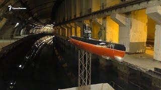видео Музей подводных лодок в Балаклаве