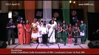 Shruthilaya-Song 1 [India Association of MN]