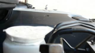 BMW 530da E39 - Démarrage à froid, injecteur 4 défaillant au ralenti