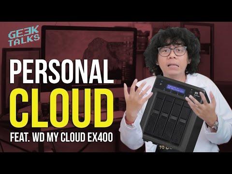 Nggak mau kehilangan data lagi? pake Personal Cloud! - GEEKTALKS #5