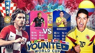 FIFA 18: YOUnited WORLD CUP Halbfinale vs FifaGoalsUnited 🔥🔥