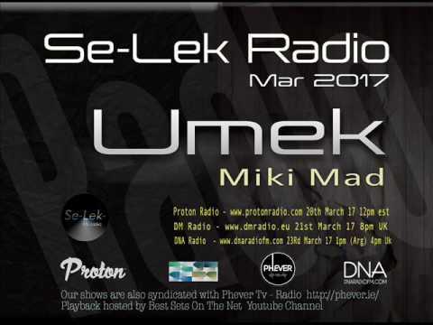 Umek - Se-Lek-Music Radio