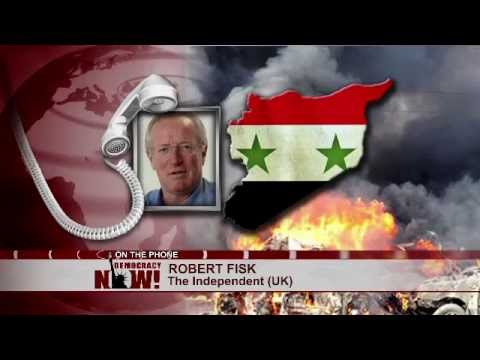 Robert Fisk: We Might As Well Name Our Newspapers 'Officials Say'
