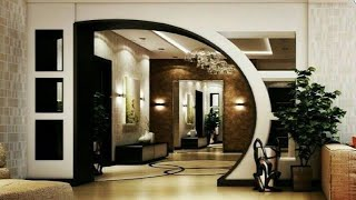 Top 100 Arch Designs For Living Room   Latest Pop Arches Ideas 2020