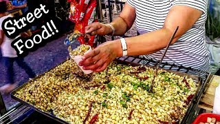 UNIQUE Mexican Street Food - Elotitos or Esquites Traditional Snack - BEST Prepared Corn With Chips