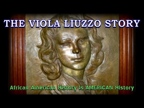 """African American History Is AMERICAN History (AAHIAH) Episode #1: """"THE VIOLA LIUZZO STORY"""" (Pilot)"""