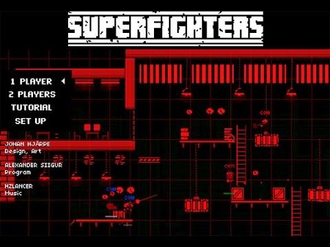 Super Fighters - Luchando como Rocky....pero mas sangriento
