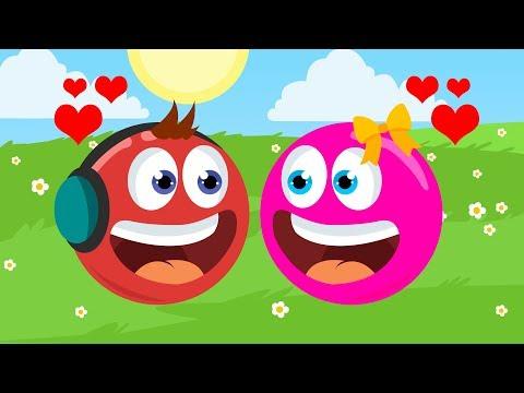 O AUTHENTIC VIROU UMA BOLINHA VERMELHA!! - Red Balls