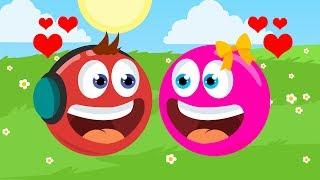 O AUTHENTIC VIROU UMA BOLINHA VERMELHA !! - Red Balls
